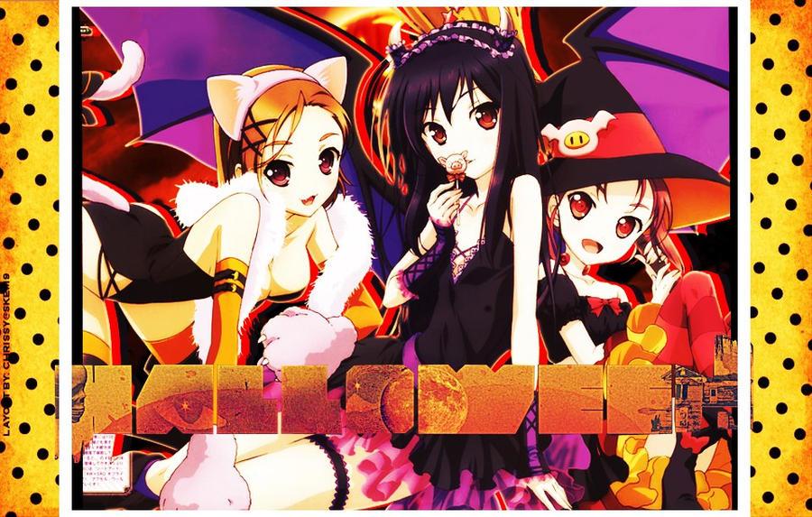 Accel Hallowen Ecchi Wallpaper By Heis5 On Deviantart