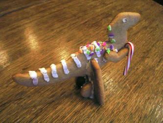 Raptor Cookie by ciradrak