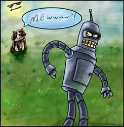 Bender n' Bender by Sevvy89