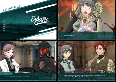 Ex Astris - Chapter 05