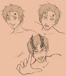 Sebastian - Expressions