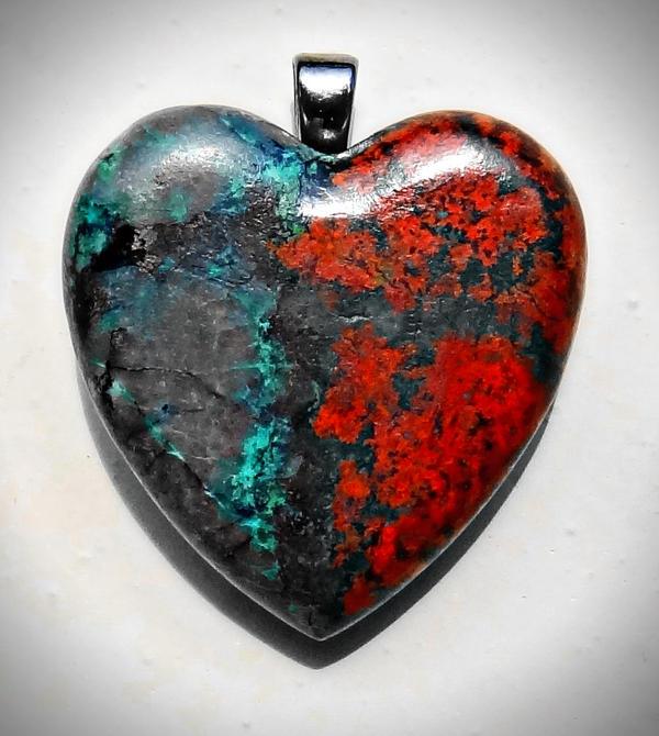 Sonora Sunrise Heart by par-me