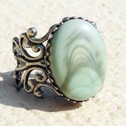 Royal Imperial Jasper Ring