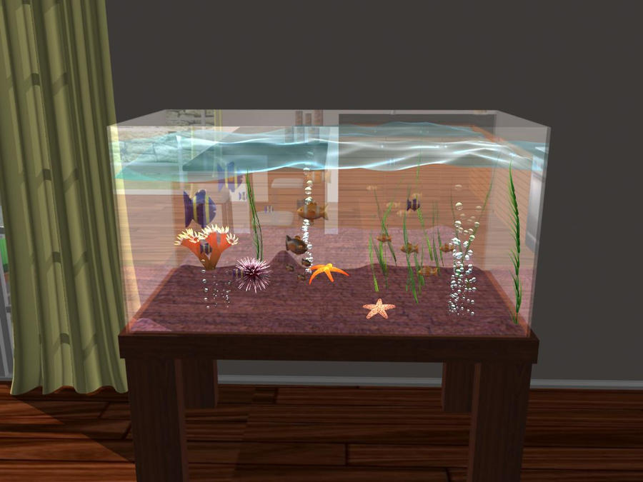 Aquarium by AngelaAntunes