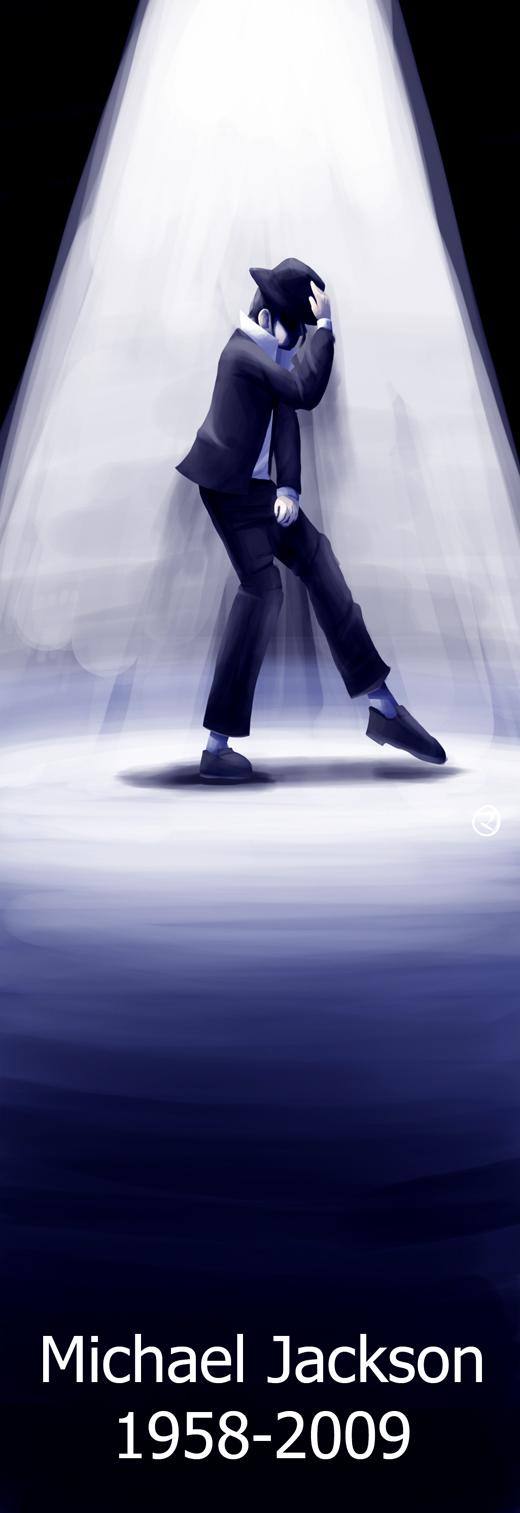 Michael Jackson by UchihaMatheus