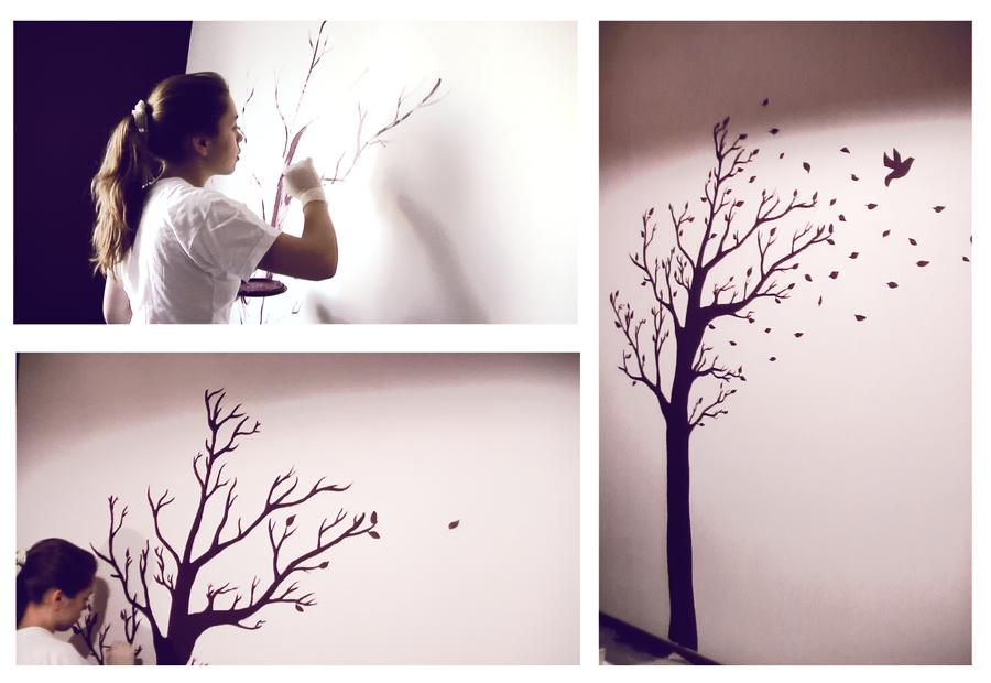 My Little Tree by Ageen