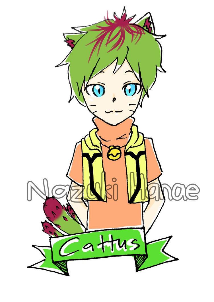 Cattus from BoBoiBoy Galaxy! by NazukiHanae