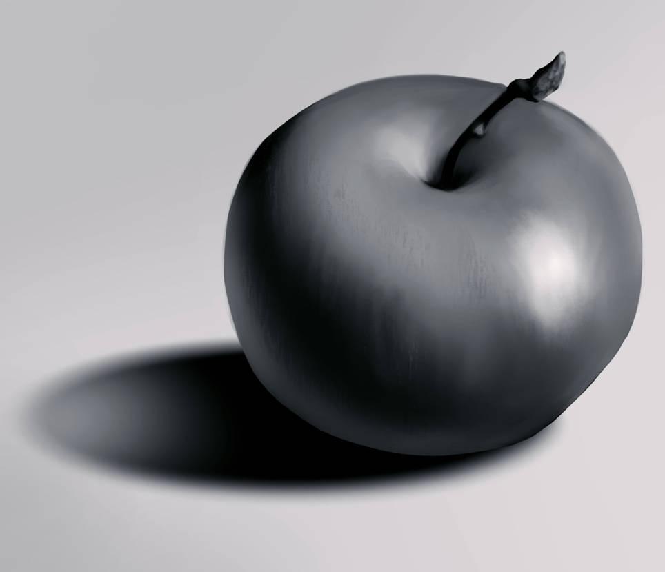 Apple still life by Zantique