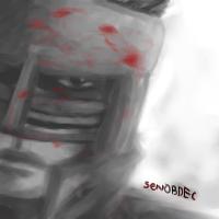 Berserk - Guts - Mercenary001 by senoBDEC