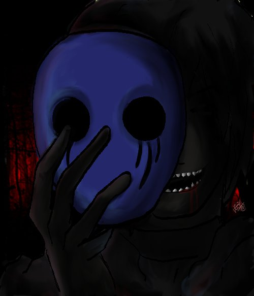 Eyeless Jack Wallpaper Eyeless jack by vikhop