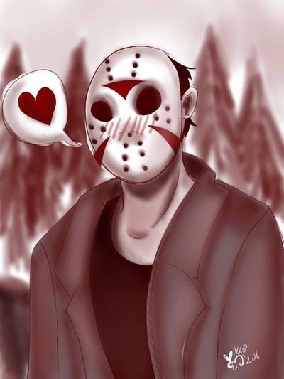 Jason Voorhees request by vikhop