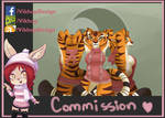 Commmission Master Tigress
