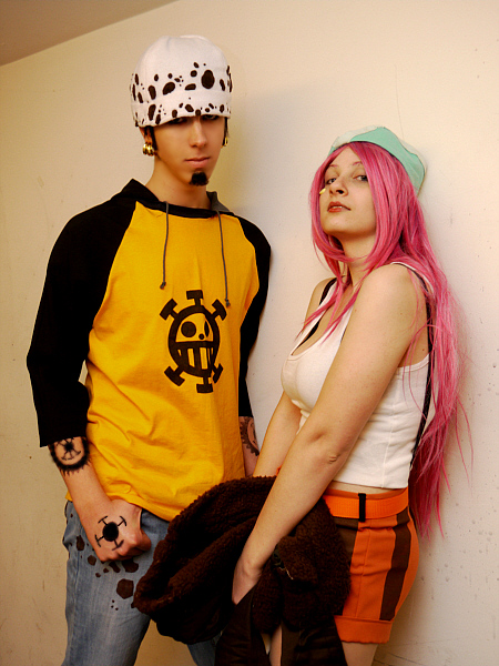 Trafalgar Law 3 by Berry-Cosplay
