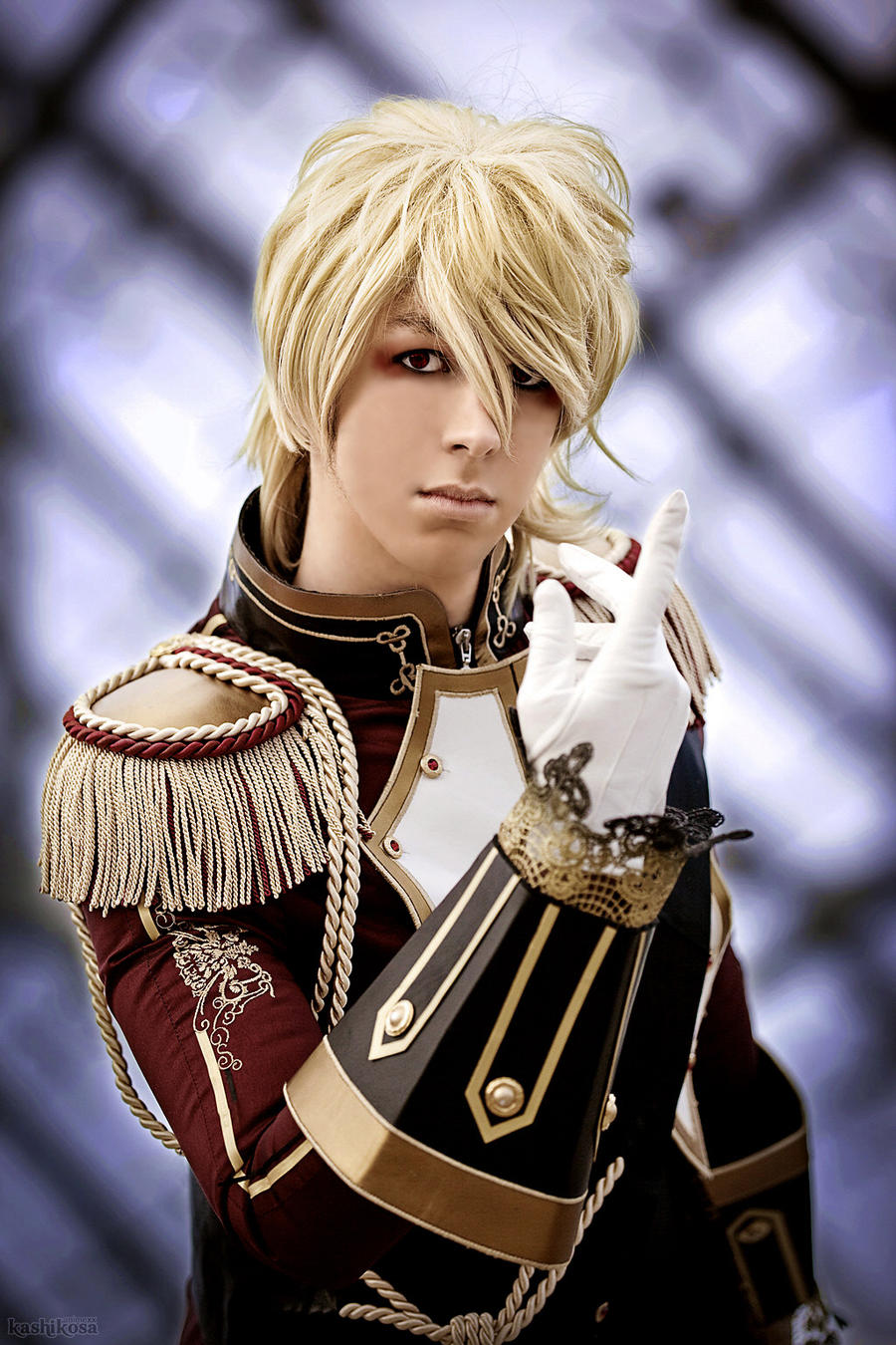 WCS Preliminary Cosplay by Berry-Cosplay