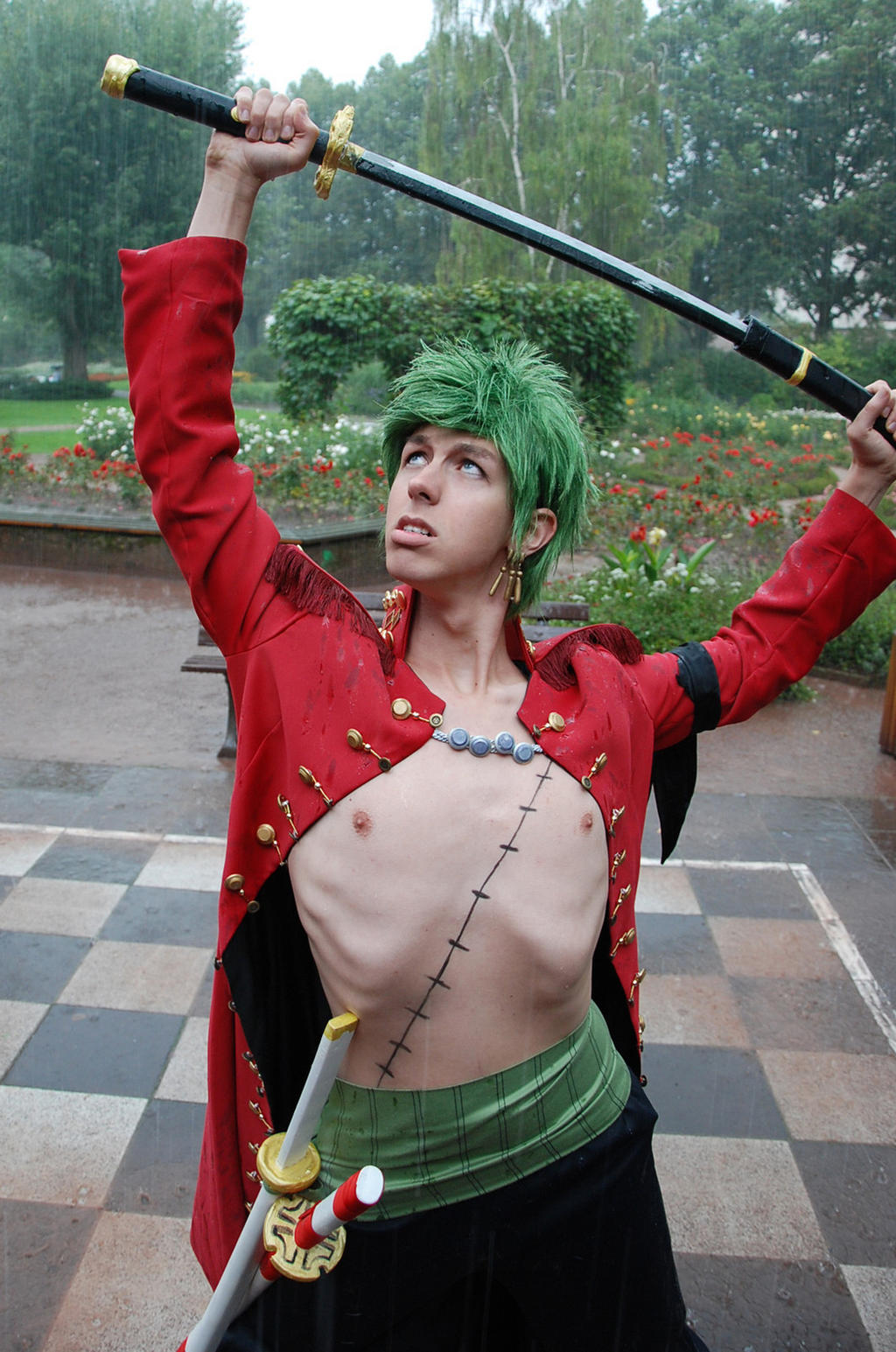 Zoro Cosplay - One Piece by Berry-Cosplay