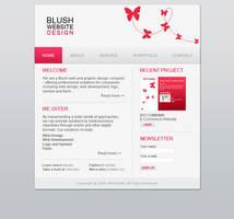 Website Interface 2 by akkasone