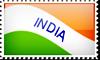 Stamp - Love India by akkasone