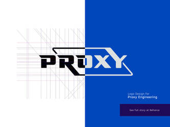Logo Design for Proxy Engineering
