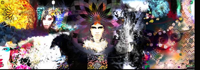 Dreams Visions Mashup by jeroenderks