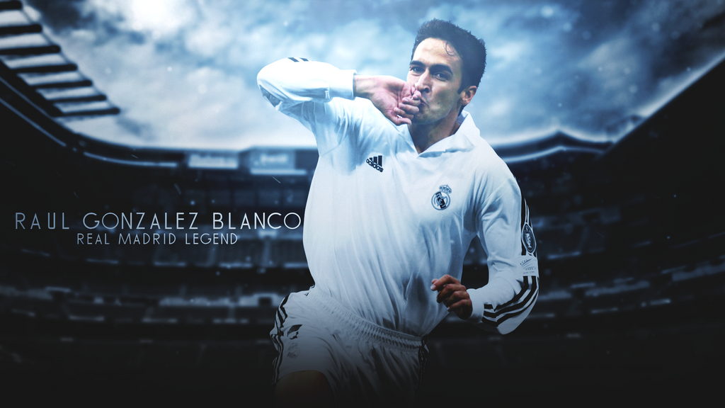 Raul Gonzalez Blanco by LL-Lopez