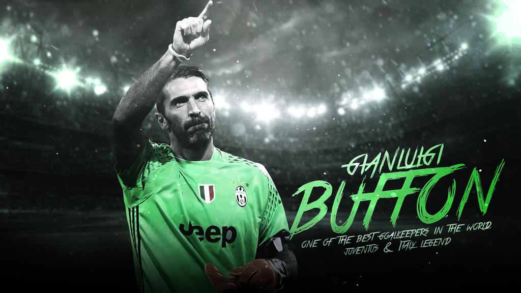 Gigi Buffon by LL-Lopez