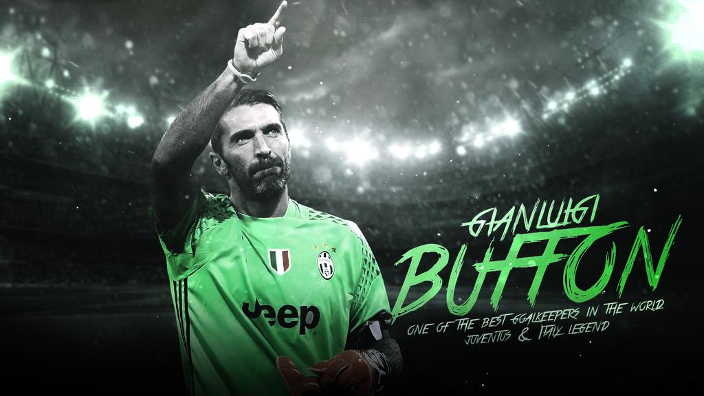 Gigi Buffon by LL-Lopez