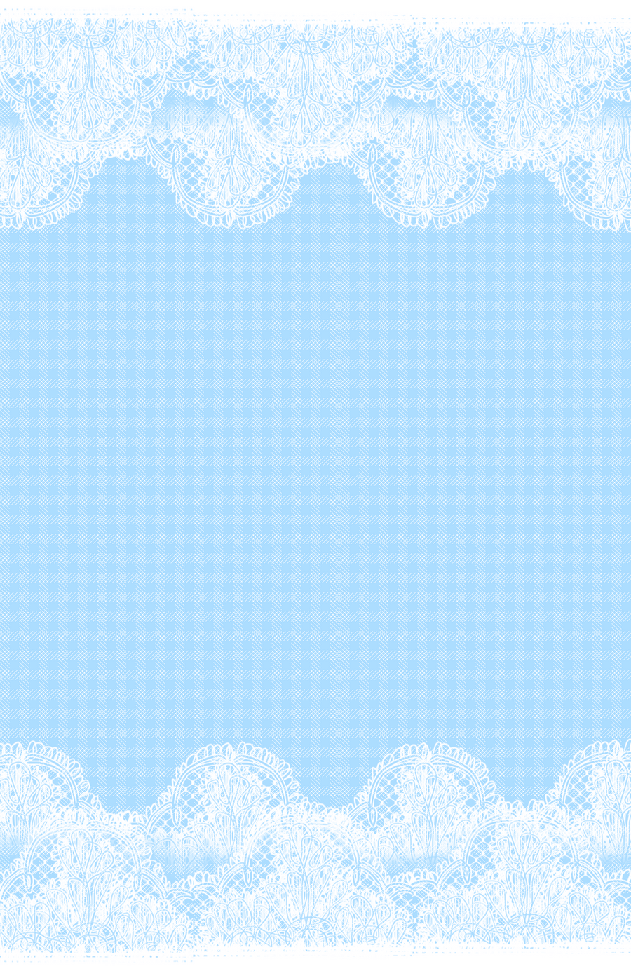 Blue Lace Background By Yuukipop