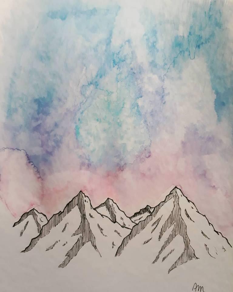 Aurora by AlfreDraws