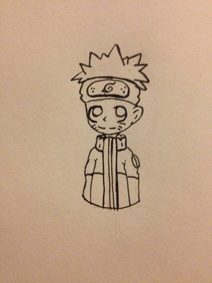 Naruto - Fanart by SaikoTami