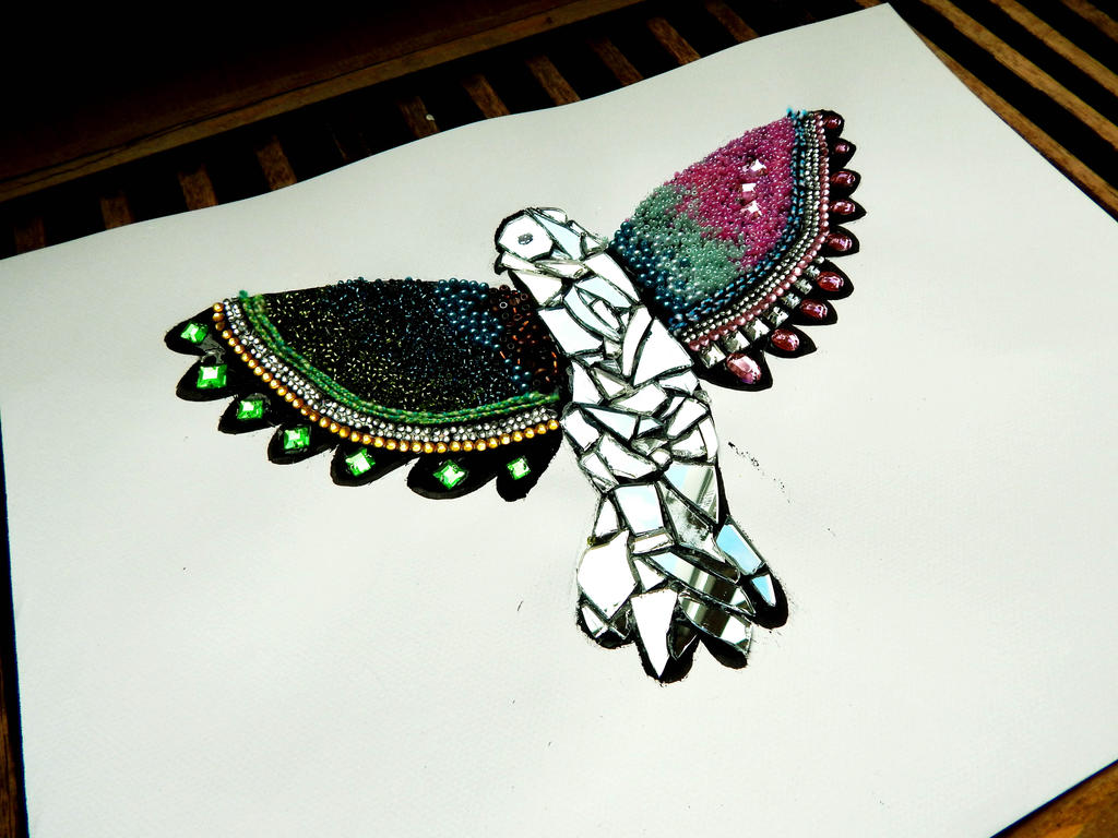 Bird by Celedea