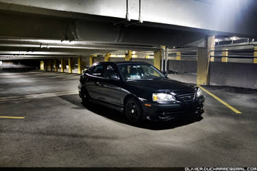 Elantra - Parking by TiOLSTYLE