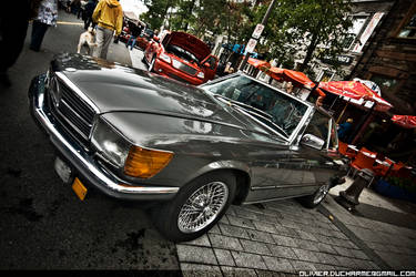 400 tires show: oldschool benz by TiOLSTYLE