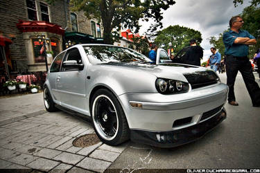 400 tires show: VW golf MK4 by TiOLSTYLE