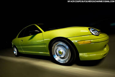 NITRO YELLOW GREEN by TiOLSTYLE