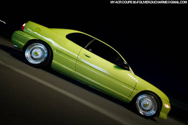 NITRO YELLOW GREEN 2 by TiOLSTYLE
