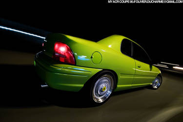 NITRO YELLOW GREEN 3 by TiOLSTYLE