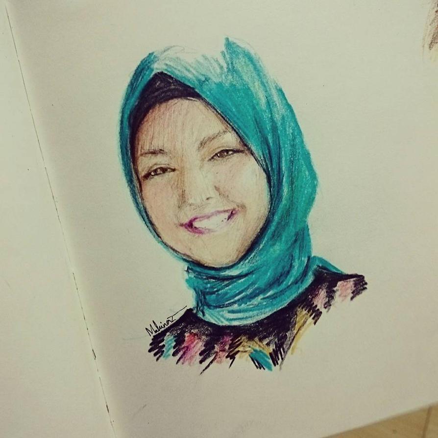 Mariam by mahinaz