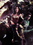 Justice League Live Movie Fan Poster