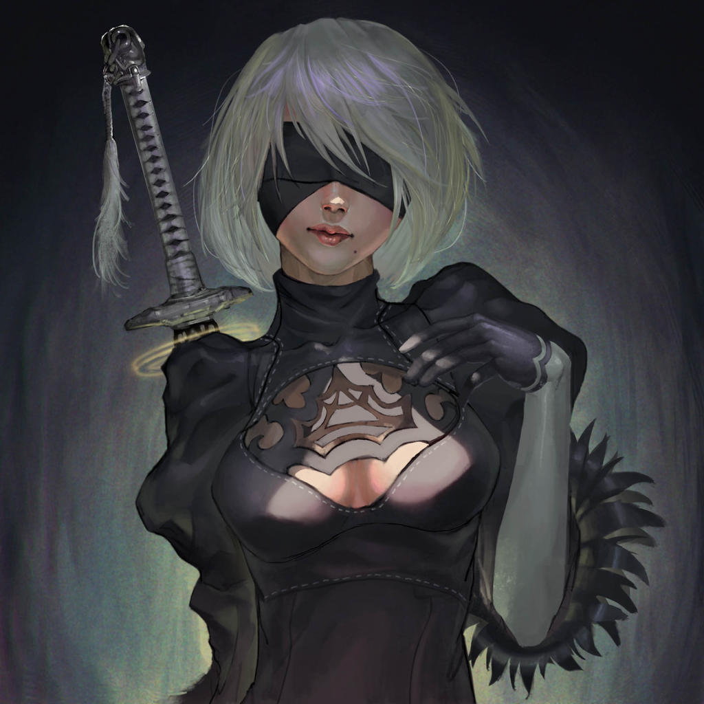 2b android nier automata compilation 1 4