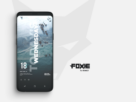 Foxie for KWGT