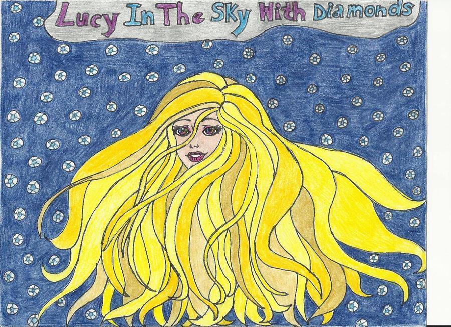 lucy in the sky with diamonds by sawyerfan on deviantart