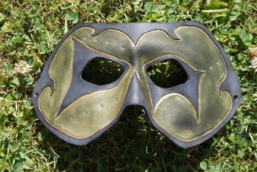 Leather mask 1