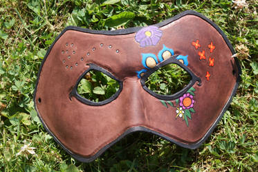 Leather mask 2