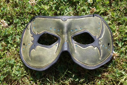 Leather mask 3