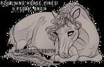 Sweet Lying Horse Lines [P2U]