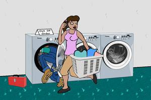 Wash and Wear 2 by Dayeandknight
