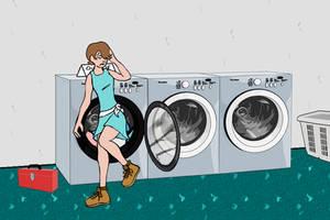 Wash and Wear 8 by Dayeandknight