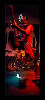 Bass Player Of Banshee..