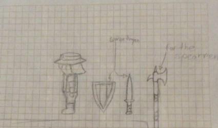 Wargroove fan made unit