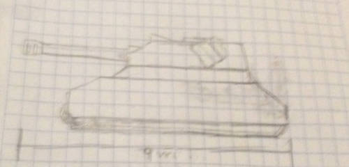 Gerip-m1 main battle tank